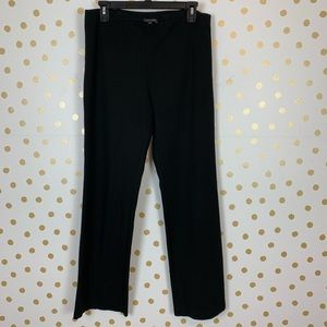 Eileen Fisher Straight Leg Stretch Pants
